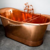 Natural copper bath