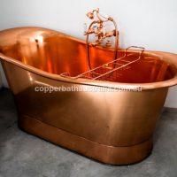 Natural copper bath