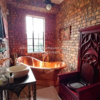 Copper bath client installation