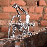 Nickel bath mixer