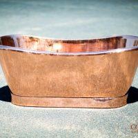 double slipper copper